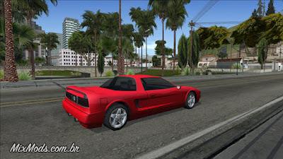 gta sa mod real linear graphics (gráficos hd cores realistas)