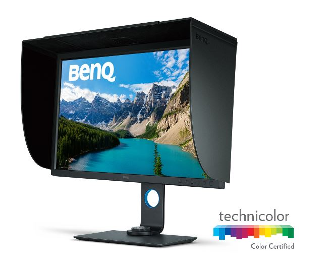 BenQ intros its Flagship Photographer Monitor SW320