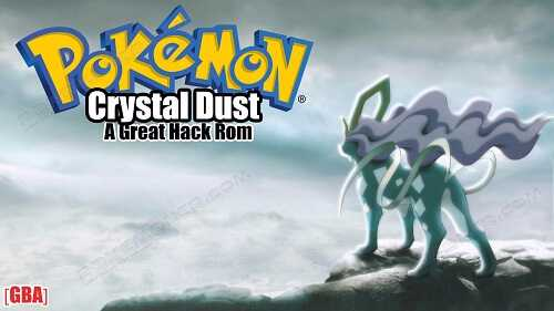 Pokemon Crystal Dust