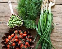 μία μερίδα πράσινα φυλλώδη λαχανικά την ημέρα