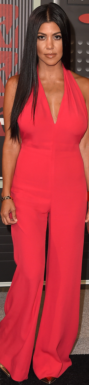 2015 MTV VMAs Kourtney Kardashian
