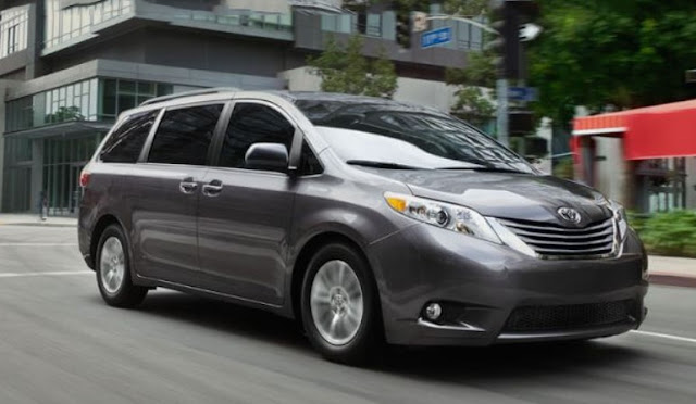 2018 Toyota Sienna Release Date Changes
