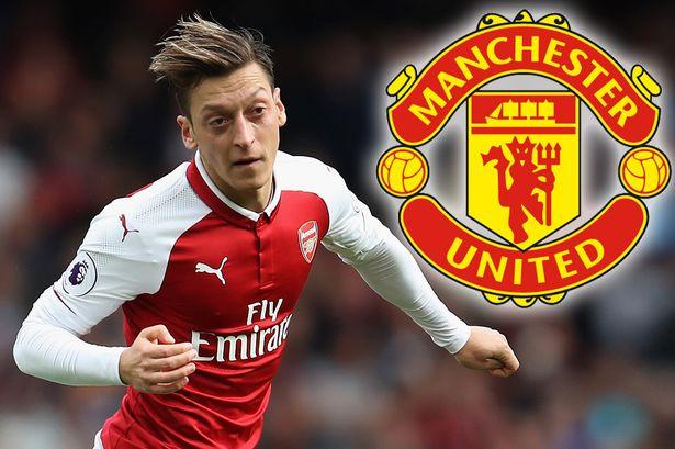 Mesut Ozil Yakin Bisa Transfer ke Manchester United