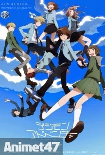 Digimon Adventure Tri SS8 - Digimon Adventure SS8 2015 Poster