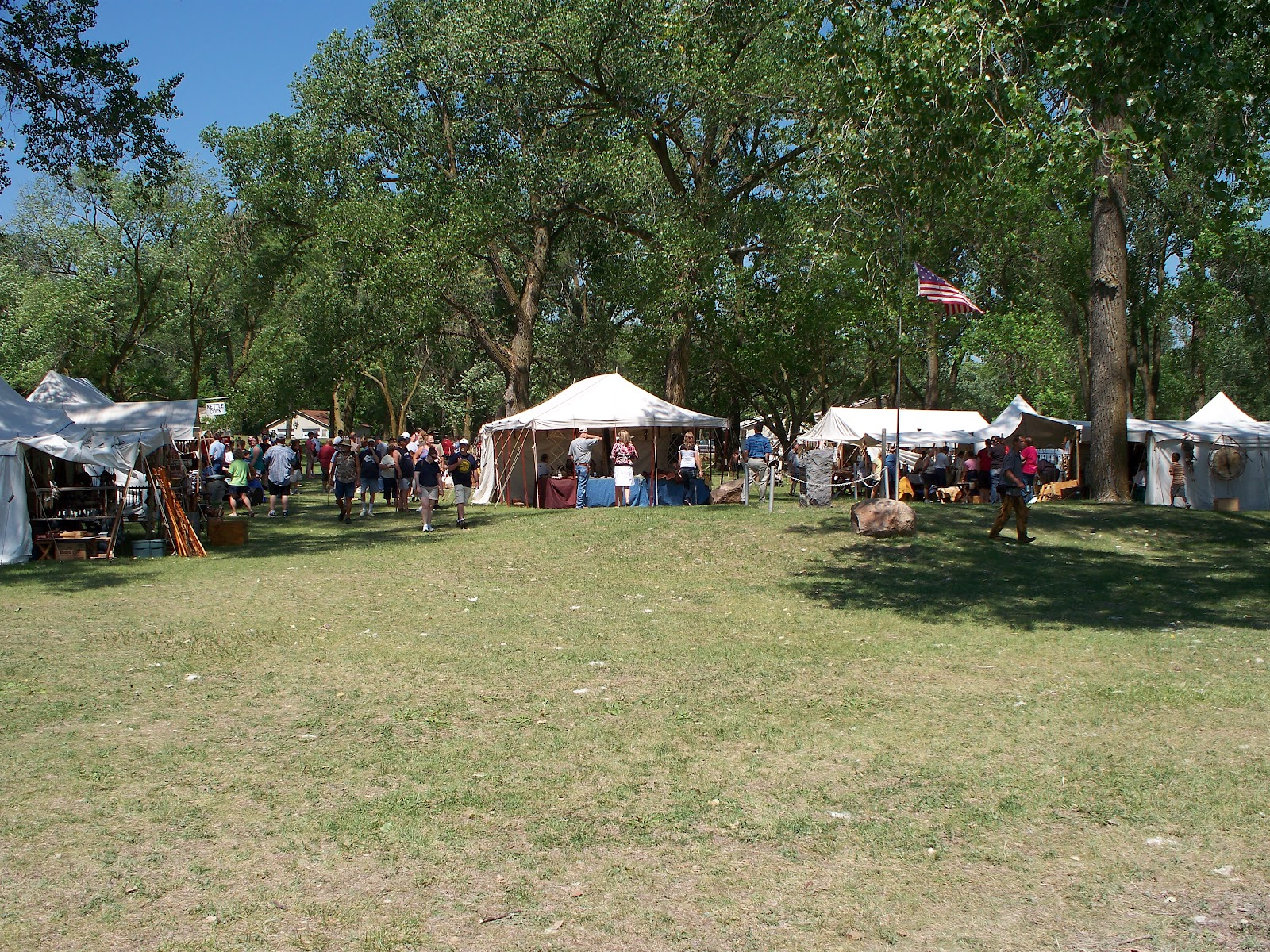 Lewis and Clark Festival  Mountain