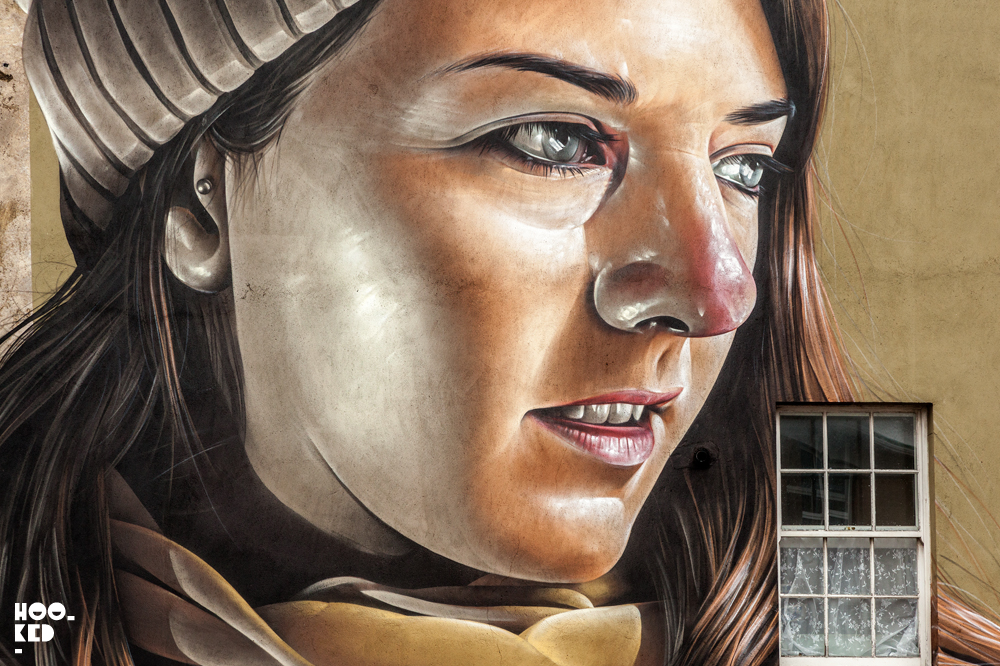 Smug One Street Art Mural in Waterford, Ireland. Photo ©Hookedblog