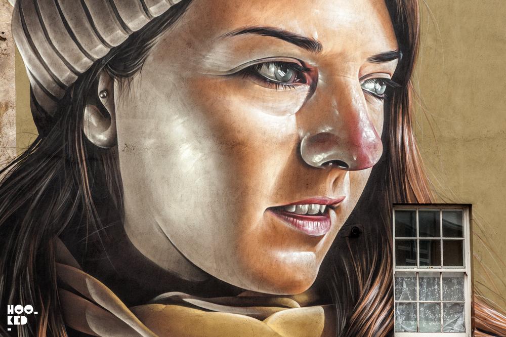 Smug One Street Art Mural in Waterford, Ireland. Photo ©Hookedblog