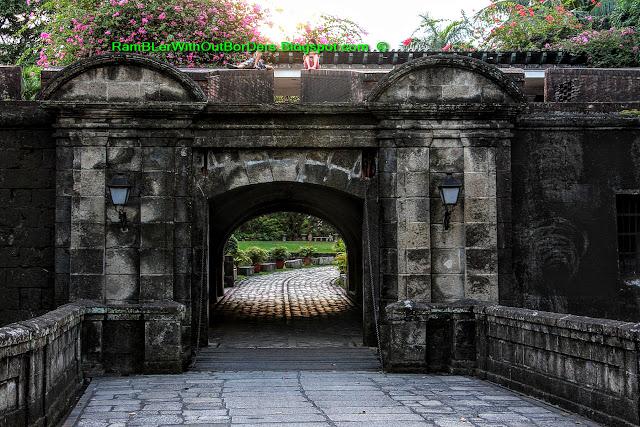 Puerta Real, Intramuros, Manila, Philippines