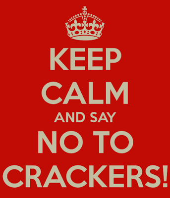Say No To Crackers Slogans Status Posters Banners Images