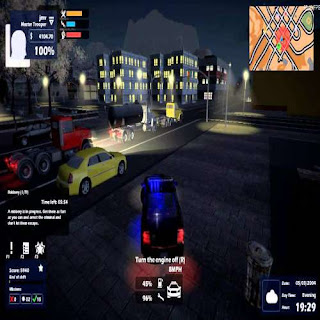 Enforcer Police Crime PC Game Highly Compressed For PC
