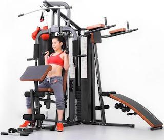 ALat Gym Multi Station Home Gym 3 Sisi