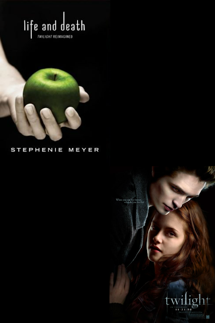 Life and Death + Twilight | Vampire Book and a Movie Challenge