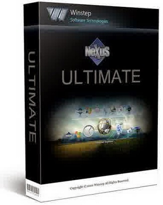 Winstep Nexus Ultimate 16.9.0.1041 poster box cover