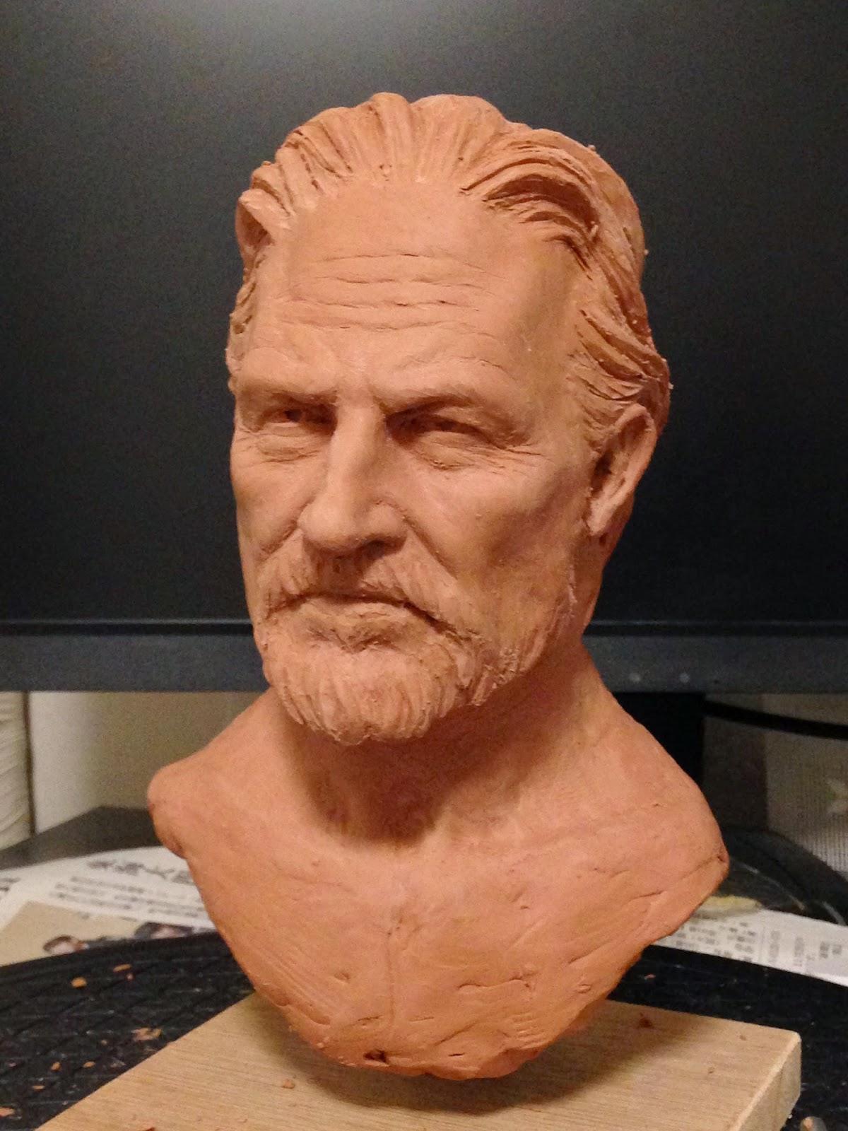 TAKAO SHIGEYAMA Online Portfolio Clay Sculpture 03