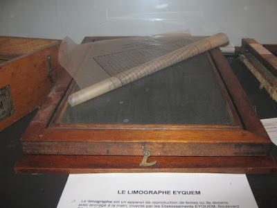 """Un limographe """"Eyquem"""""""