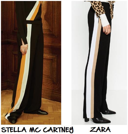 clones 2016 pantalón raya stella zara