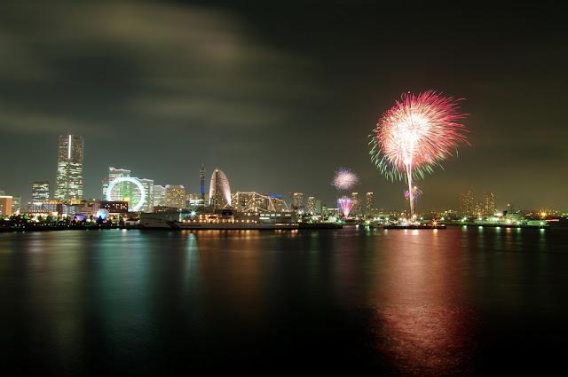 Yokohama Port Festival, Kanagawa Pref.
