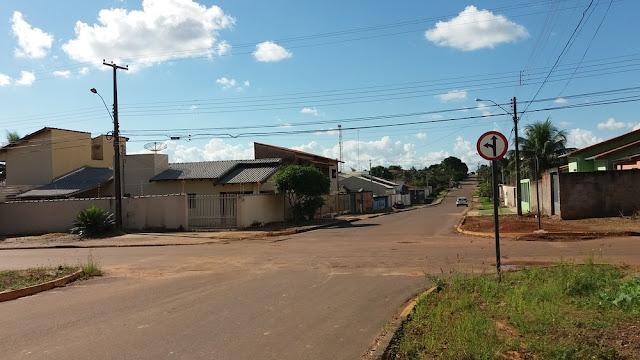Após mudança no sentido das ruas, motoristas que entrarem na contramão serão multados em R$ 295, 47 em Cacoal
