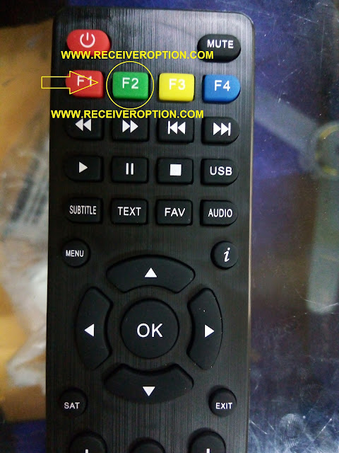 STAR TRACK 150HD PLATINIUM RECEIVER POWERVU KEY OPTION