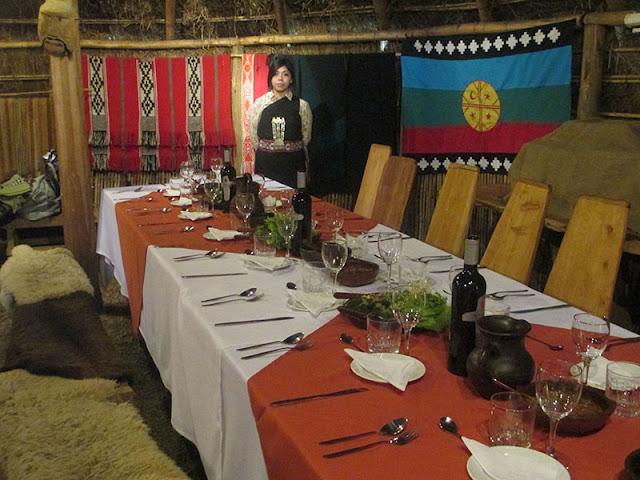 Restaurante Ruka Kimun em Temuco