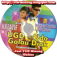 Monica Barbie & Edi Rona - Uda Galau Diak (Full Album)