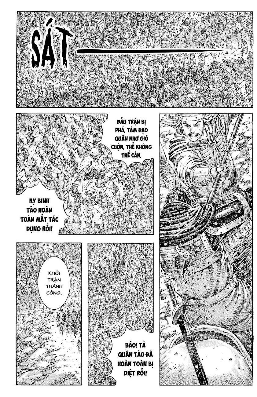 Hỏa phụng liêu nguyên Chương 346: Tuy bại vẫn thắng [Remake] trang 3