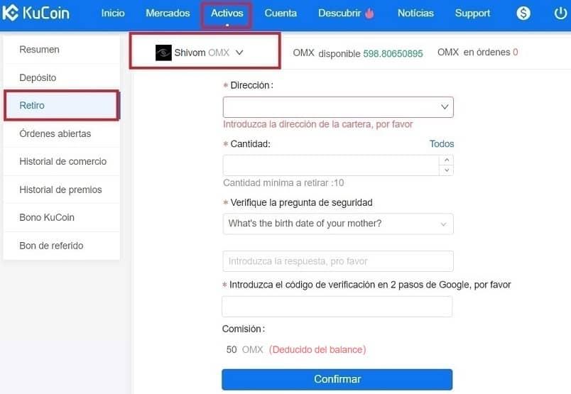 Comprar Moneda Virtual Shivom Coin Español con Euros y Dolares