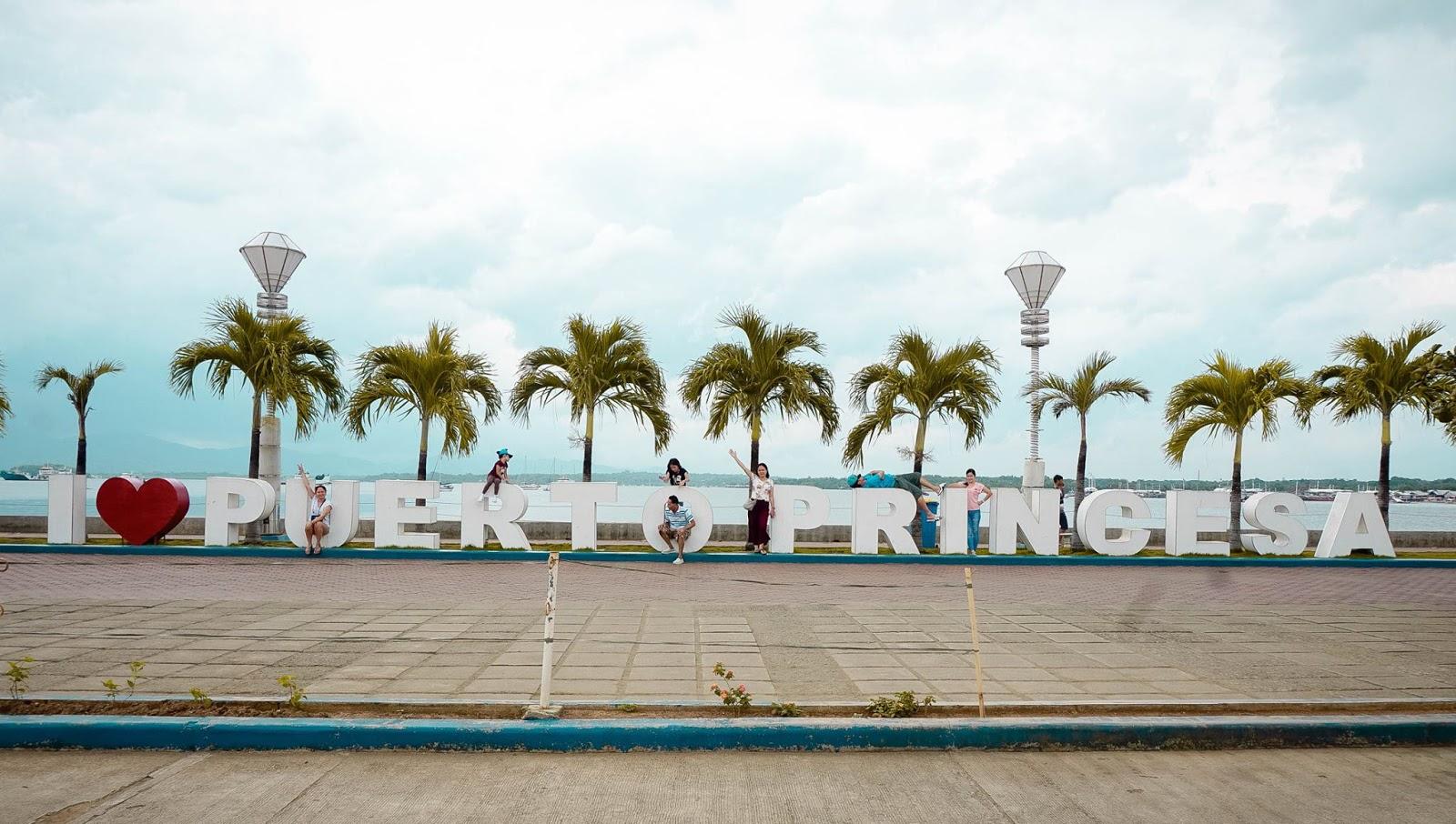 guide to Puerto Princesa, Palawan; places to visit in Palawan