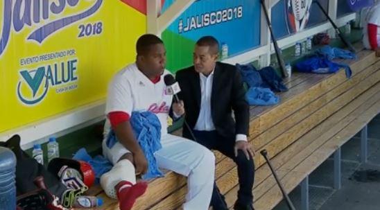 El toletero de los Alazanes de Granma, Alfredo Despaigne, no estará en la alineación titular del equipo cubano en lo que resta de la fase regular de la Serie del Caribe Jalisco 2018