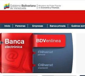 Nueva plataforma del Banco de Venezuela amplía funciones digitales con BDVenlínea