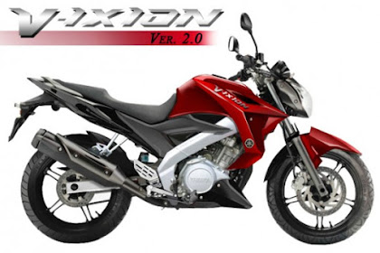 Video Yamaha New Vixion