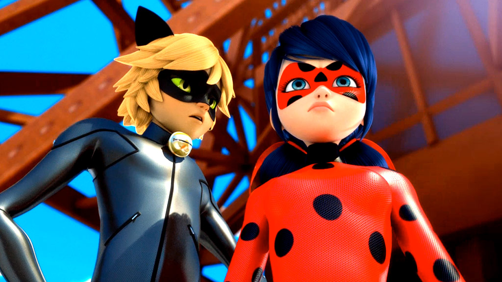 NickALive Shout Factory To Release Miraculous Tales Of Ladybug Amp Cat Noir