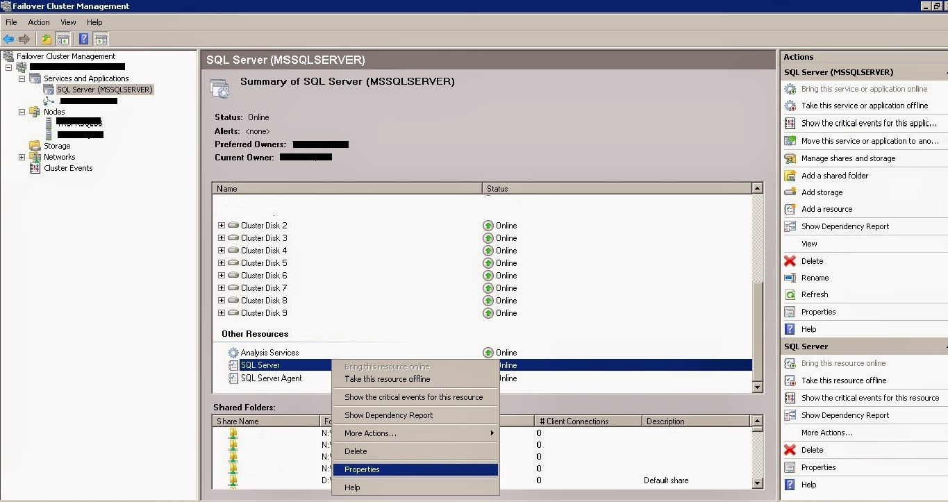 MS SQL SERVER DBA's Paradise: How to add new disks to