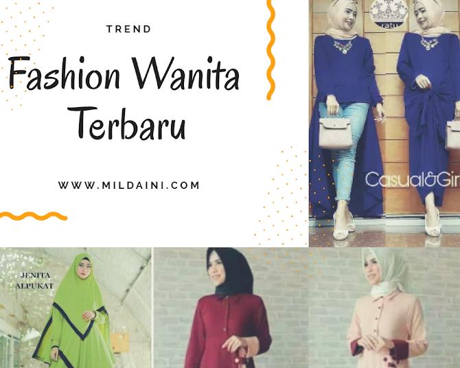 5 Tips Ini Membantu Temukan Fashion Wanita Terbaru yang Berkualitas