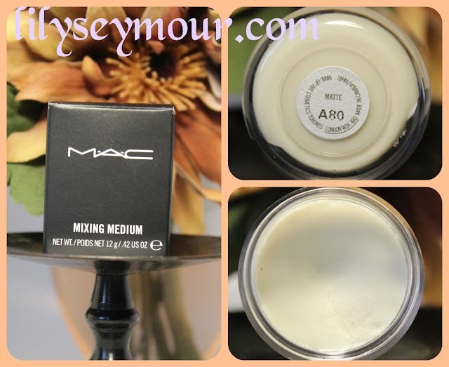 Mac Cosmetics Mixing Medium