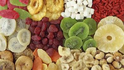 Fruits et légumes : on déshydrate !