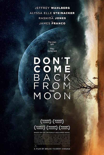 Don't Come Back from the Moon 2019 movie poster