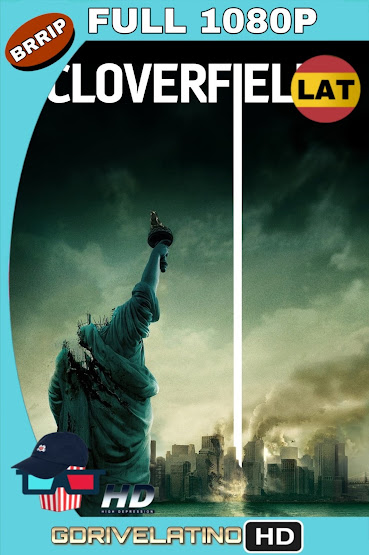 Cloverfield (2008) BRRip 1080p Latino-Ingles MKV