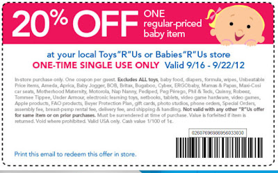 photo about Babies R Us Printable Coupons named Kid low cost coupon codes british isles / Buffalo cafe discount coupons