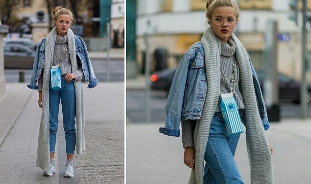 Oversize Jeansjacke: Diesen Trend werden 2017 alle tragen
