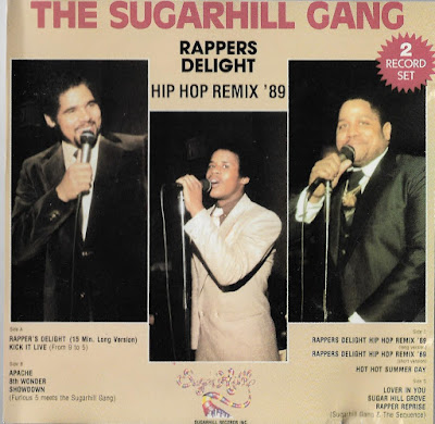 The Sugarhill Gang – Rappers Delight (Hip Hop Remix '89) (1989) (CD) (FLAC + 320 kbps)