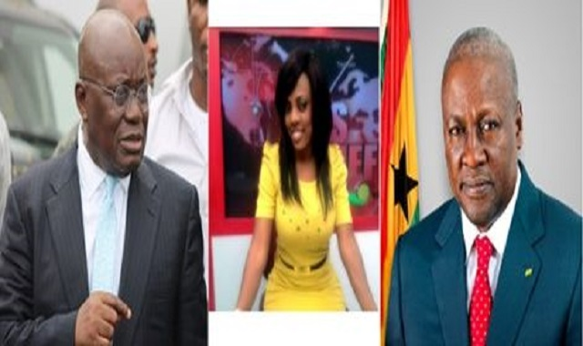 'It breaks my heart to hear Nana Addo, Mahama insulted'
