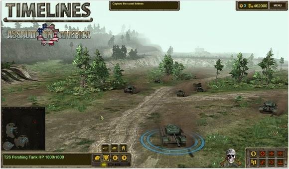 Timelines: Assault on America Screenshot 02