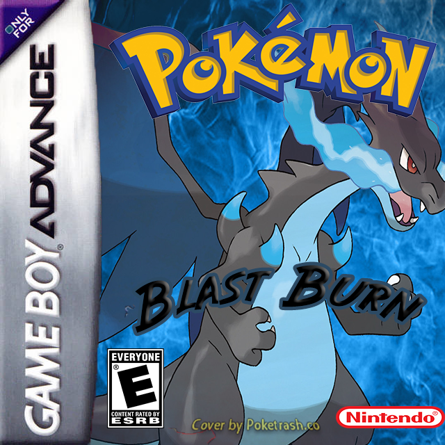 Pokemon Blast Burn