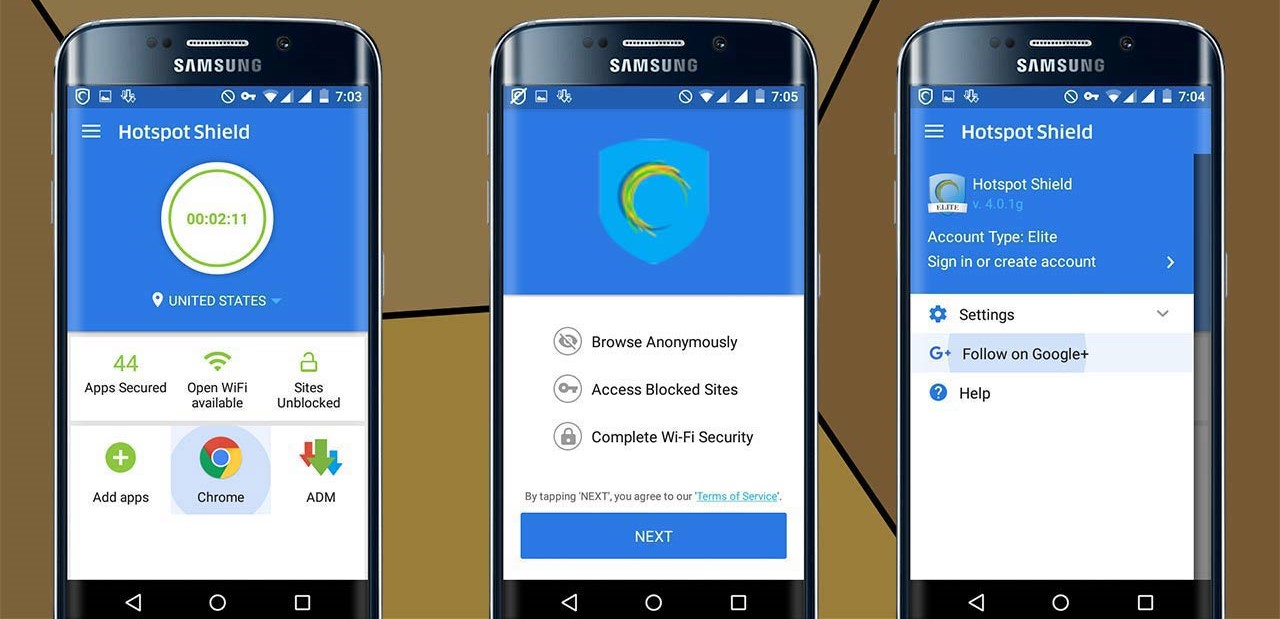 hotspot shield elite apk كامل