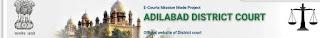 Apply at ecourts.gov.in/adilabad