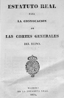 Estatuto Real de 1834