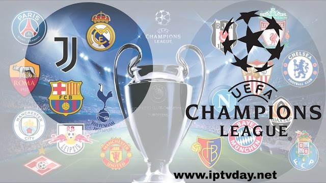Champions League  SPORTS M3U PLAYLIST 12/02/2019 100% working