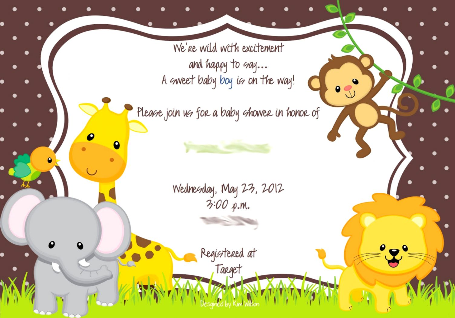 Baby Animal Clipart Wallpapers Design