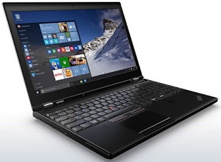 design mantap Lenovo ThinkPad P50